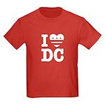 I Love DC Kids Dark T-Shirt