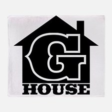 G-House 7 Throw Blanket