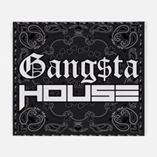 G-House5 Throw Blanket