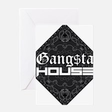 G-House4 Greeting Cards