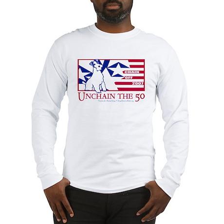 Unchain the 50! Long Sleeve T-Shirt