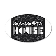 G-House2 Wall Decal