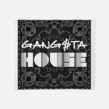 G-House2 Throw Blanket