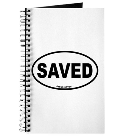 Saved Oval Journal
