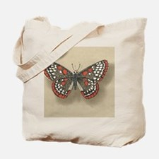 Checkerspot Butterfly - Euphydrous phaeon Tote Bag