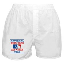 National Beer Pong All Star Team Boxer Shorts