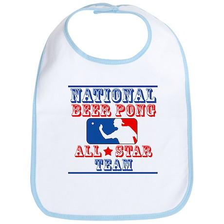 National Beer Pong All Star Team Bib