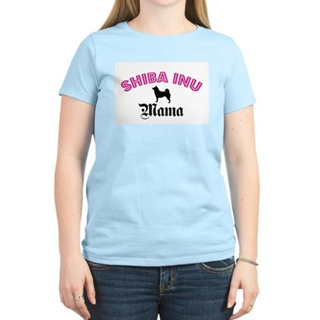 Shiba Inu Mama Women's Light T-Shirt