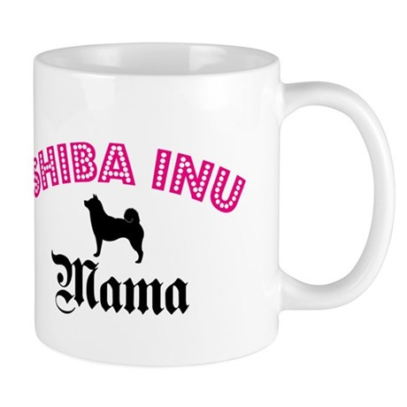 Shiba Inu Mama Mug