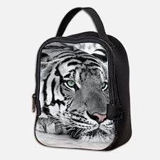Lazy Tiger Neoprene Lunch Bag