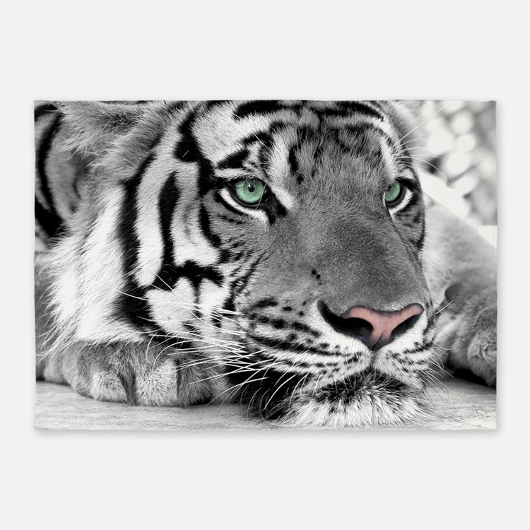 White Tiger Rugs, White Tiger Area Rugs