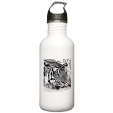 Lazy Tiger Water Bottle