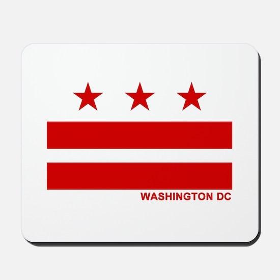 Washington DC Flag Mousepad