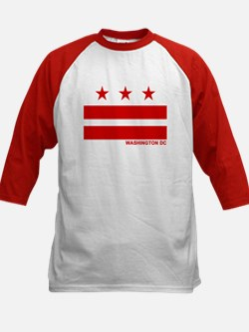 Washington DC Flag Tee
