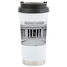 Penn Station Entrance,  Travel Coffee Mug