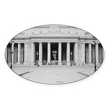 Penn Station Entrance, 1910 Decal