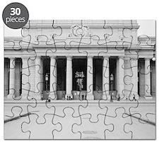 Penn Station Entrance, 1910 Puzzle