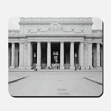 Penn Station Entrance, 1910 Mousepad