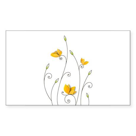 Paper Butterflies Sticker