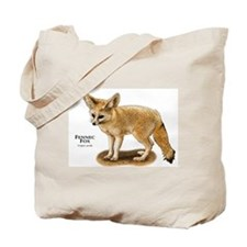 Fennec Fox Tote Bag