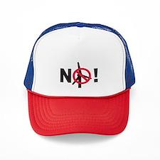 No! Turbines Trucker Hat