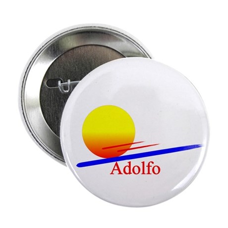 "Adolfo 2.25"" Button (100 pack)"