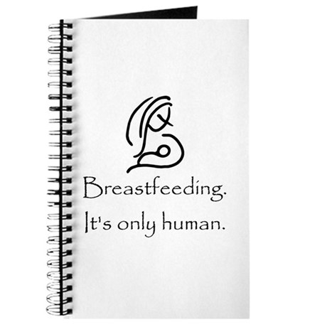 Breastmilk it's only human Journal