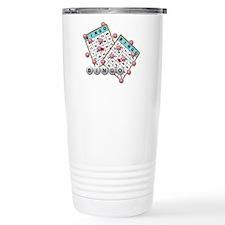 Bingo Cards Travel Coffee Mug