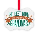 Cool for grandma Picture Frame Ornaments
