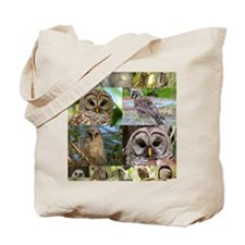 2014 OwlWatch Montage Tote Bag