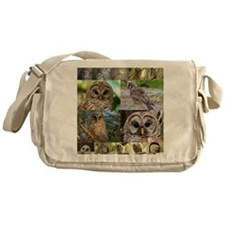2014 OwlWatch Montage Messenger Bag
