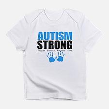 Autism Strong Infant T-Shirt