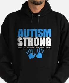 Autism Strong Hoodie