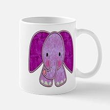Purple Elephant Mug
