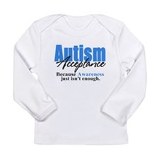 Autism Acceptance Long Sleeve T-Shirt