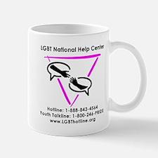 GLBT National Help Center Mugs