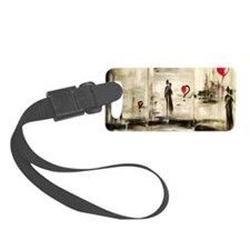 love story  Luggage Tag