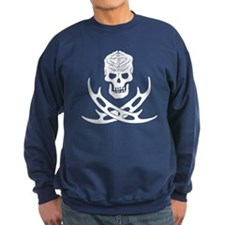 Klingon Skull and Bat'leths Sweatshirt