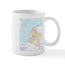 Colombia Mapa Official Mug Mugs