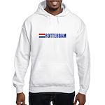 Rotterdam, Netherlands Hooded Sweatshirt