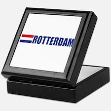 Rotterdam, Netherlands Keepsake Box