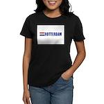 Rotterdam, Netherlands Women's Dark T-Shirt