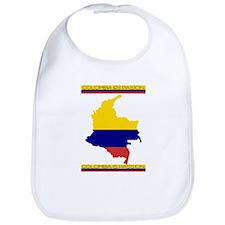 Map Colombia es pasion Bib