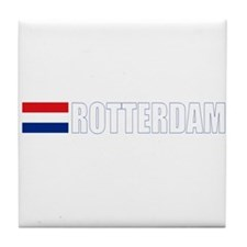 Rotterdam, Netherlands Tile Coaster