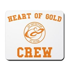 heart of gold crew hitchhiker's guide Mousepad
