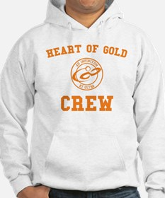 heart of gold crew hitchhiker's guide Hoodie