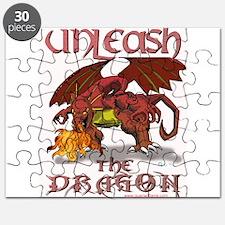 Unleash The Dragon Puzzle