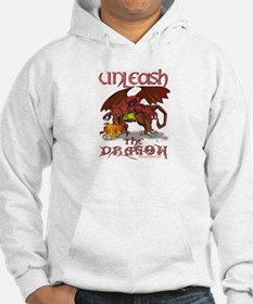 Unleash The Dragon Hoodie