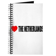 I Love The Netherlands Journal