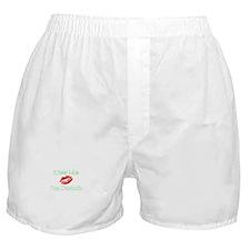 Kiss Me I'm Dutch Boxer Shorts
